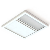 Ocean Air Surface mount hatch covering White to suit Lewmar 40 hatch