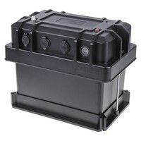Thunder 12V Heavy Duty Battery Box