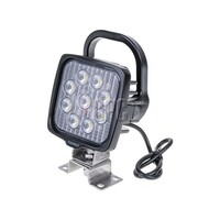 Thunder 6 LED Work Light with Handle & Switch