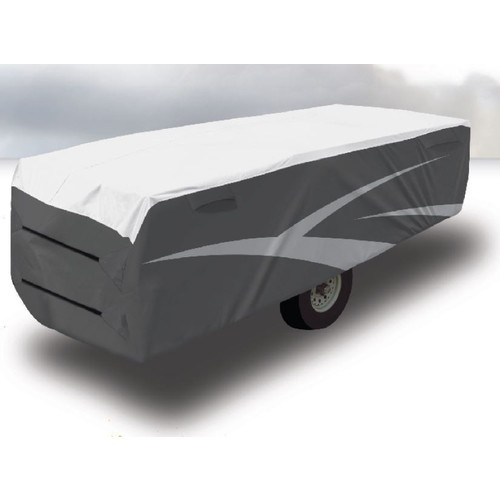 ADCO Camper Trailer Cover 12-14' CRVCTC14 (3672-4284mm).