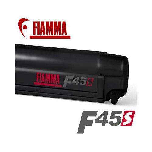 FIAMMA F45 S AWNING D/BL 3 5M BLACK ROYAL GREY