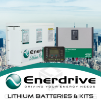 Lithium Batteries & Install Kits